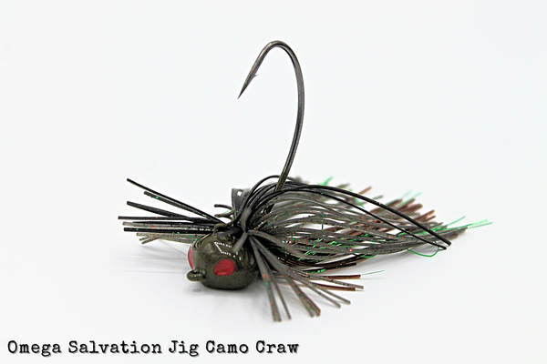 The long awaited release of the Omega Salvation jig is over!!