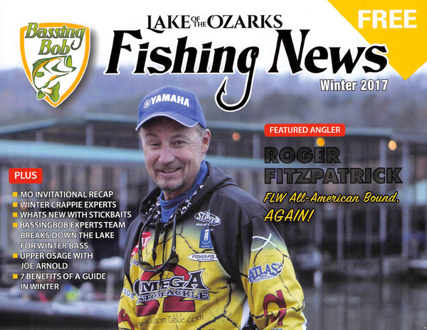 Omega Custom Tackle angler Roger Fitzpatrick is FLW All-American Bound!