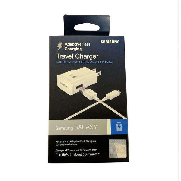 Samsung  Fast Charger Adaptive Fast Battery  Charger - for Samsung Galaxy S6/Edge-6 Note 5/  s7/s7edge - in Retail Packing