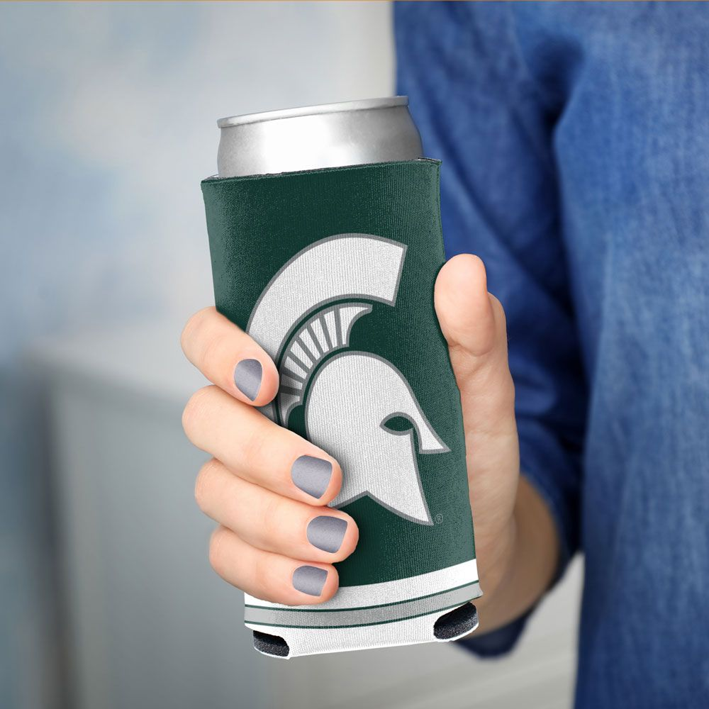 Michigan State Spartans - Slim Can Coozie
