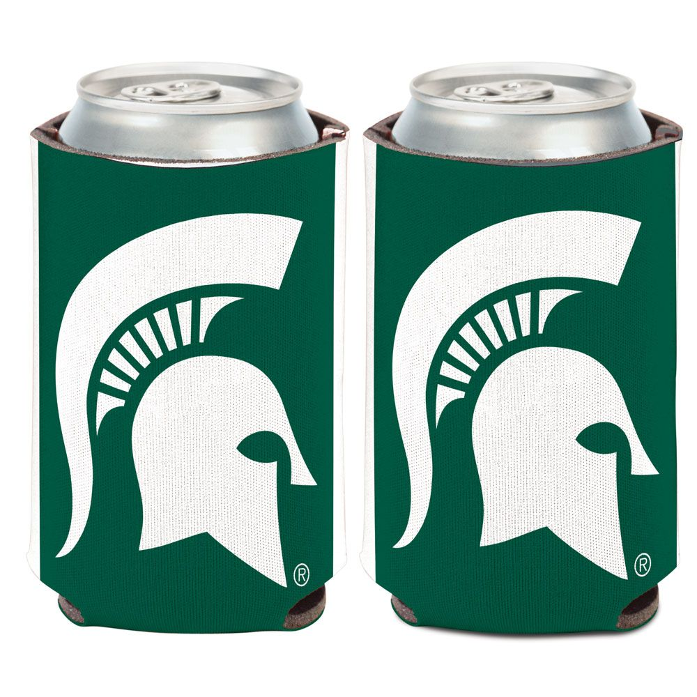Michigan State Spartans - Logo Coozie