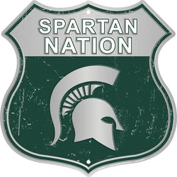 Sign - Spartan Nation