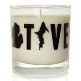 Candle - Michigan NATIVE - various scents