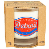 Candle - Detroit Buckle - various scents