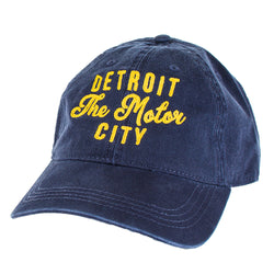 Hat - Detroit The Motor City Chainlink