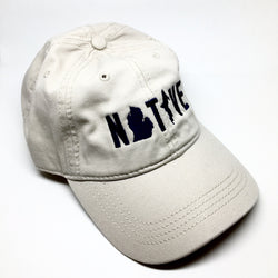 Hat - Michigan NATIVE Unstructured Stone-Hats-Detroit Shirt Company