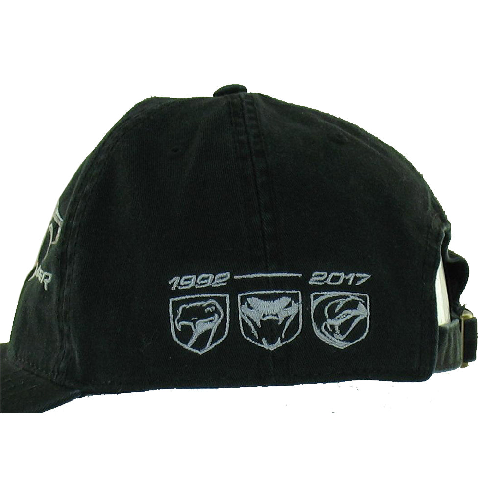 Hat - Dodge Viper 25 (Black)