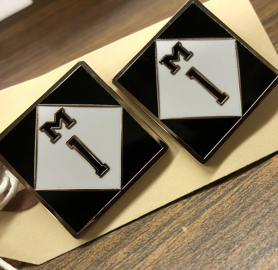Cufflinks - M1 Woodward Ave
