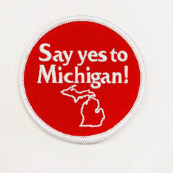 Patch - Say Yes to Michigan