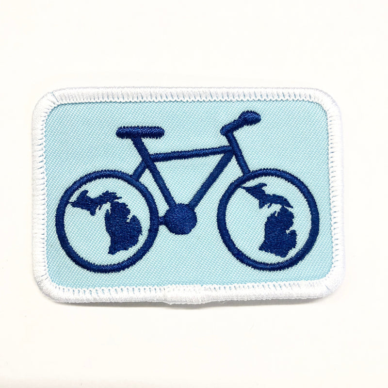 Patch - Michigan Bike
