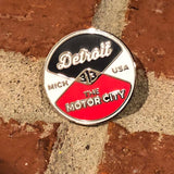 Pin - Detroit Reel