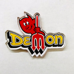 Magnet - Dodge Demon Vintage