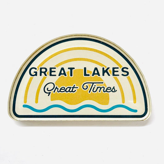 Magnet - Michigan Great Lakes Great Times