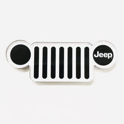 Magnet - Jeep Grill Logo