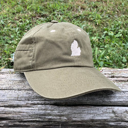 Hat - Michigan LP zipper hat (Moss Green)