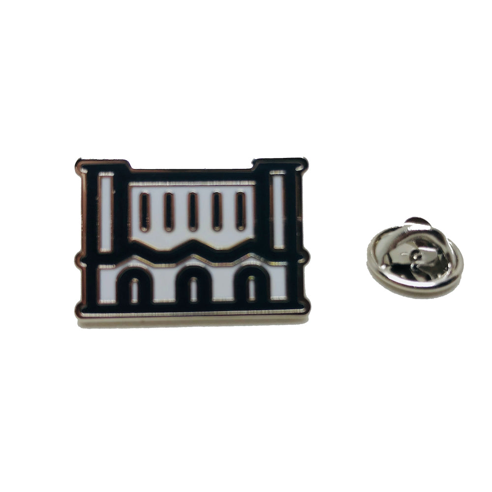 Pin - Detroit Michigan Central Station