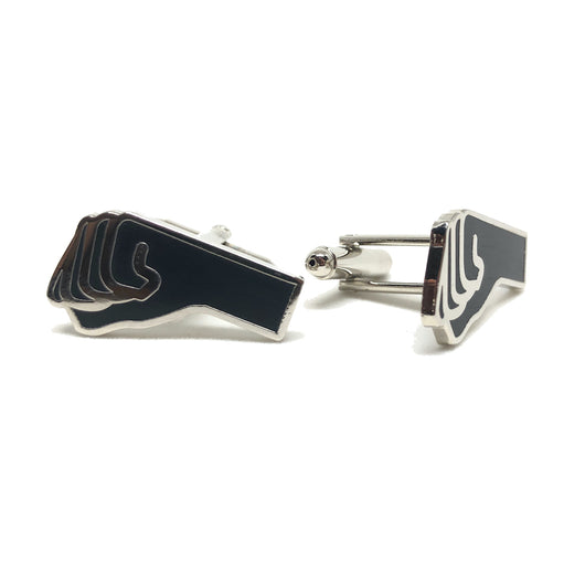 Cufflinks - Joe Louis Fist