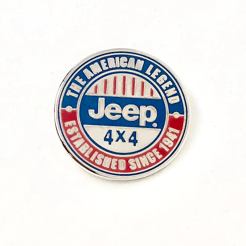 Pin - Jeep® The American Legend