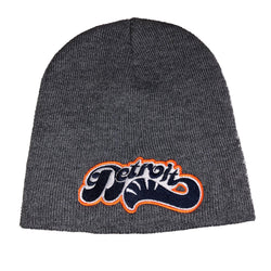 Hat - Detroit Sweep Beanie - Grey