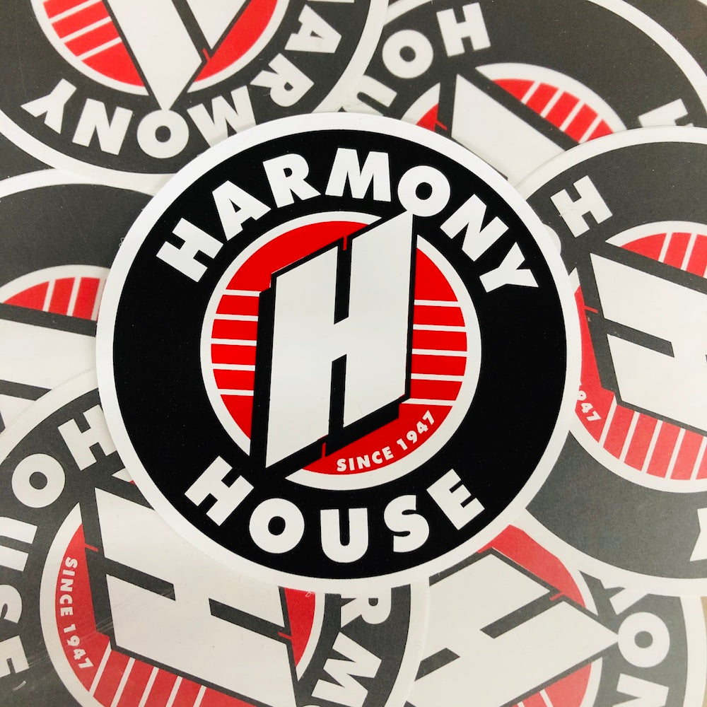 Sticker - Harmony House