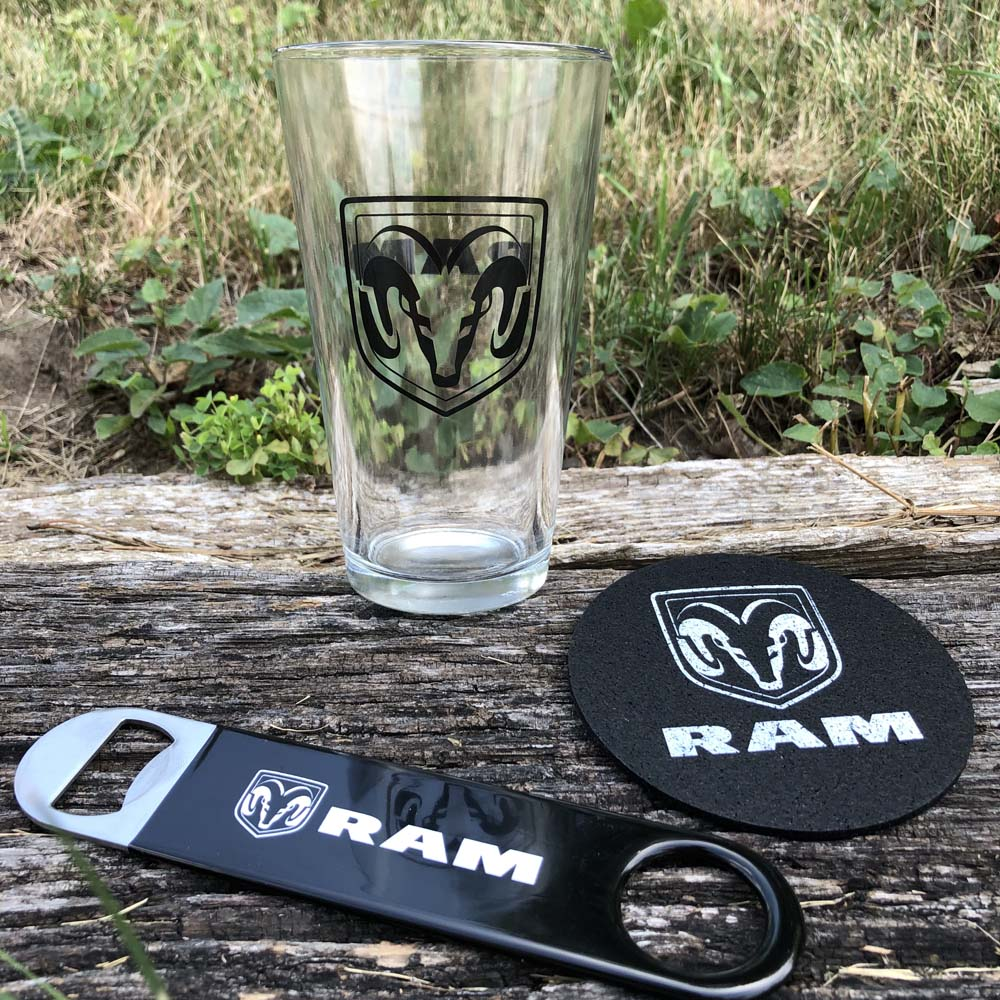 Pint Pack - RAM trucks