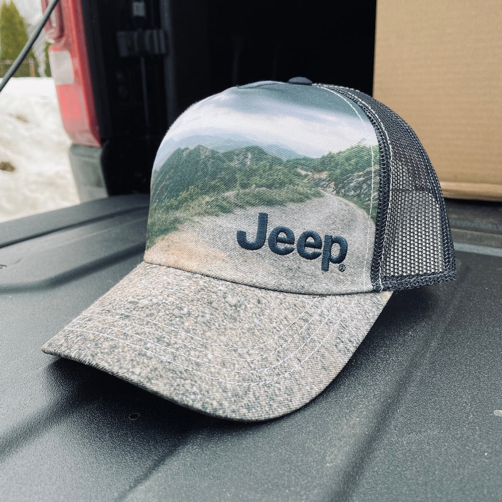 Hat - Jeep® Trail - Navy