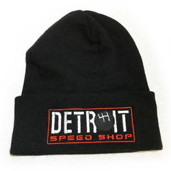 Hat - Detroit Speed Shop Shifter Flip Knit-Hats-Detroit Shirt Company