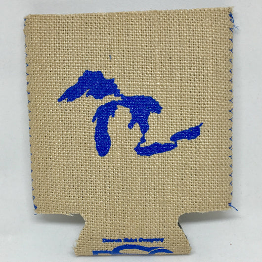 Koozie - The Lake Life-Accessories-Detroit Shirt Company