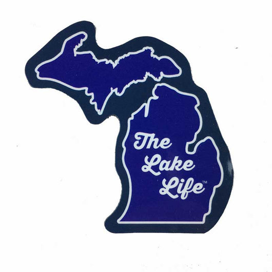 Magnet - The Lake Life-Magnet-Detroit Shirt Company