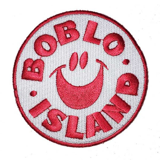 Patch - Boblo Island-Patches-Detroit Shirt Company