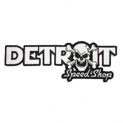 Patch - Detroit Speed Shop Bones