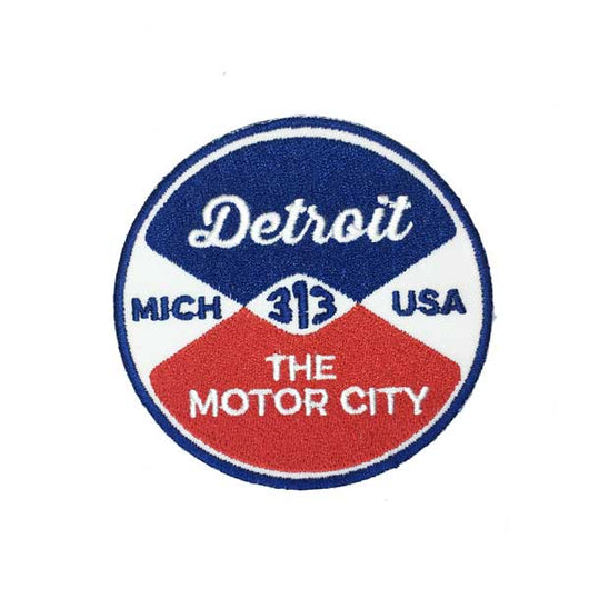Patch - Detroit Reel