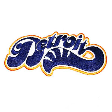 Patch - Detroit Sweep-Patches-Detroit Shirt Company