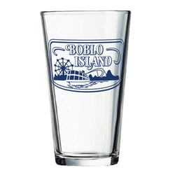 Pint Glass - Boblo Island