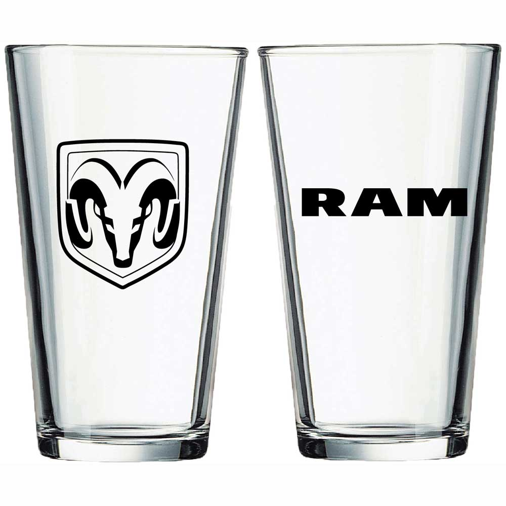 Pint Glass - RAM