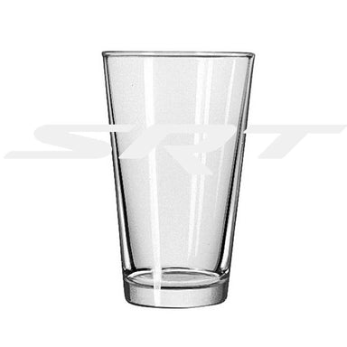 Pint Glass - SRT-Glassware-Detroit Shirt Company
