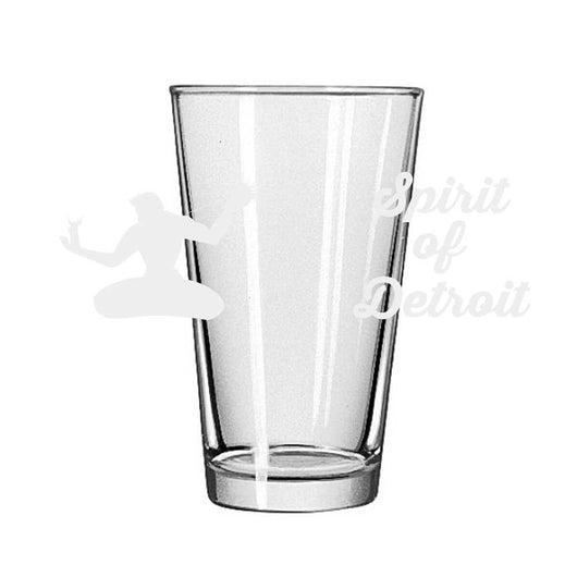 Pint Glass - Spirit of Detroit