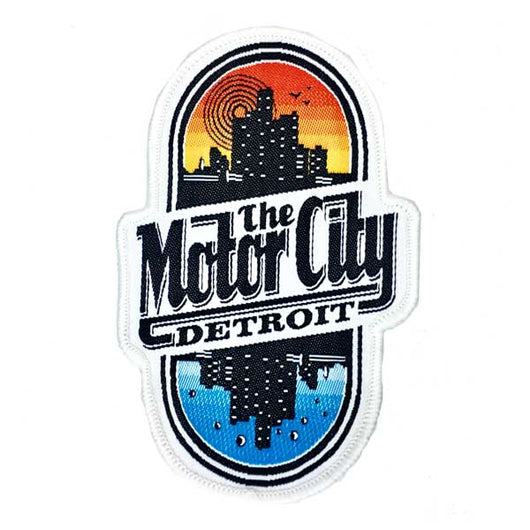 Patch - Detroit Capsule