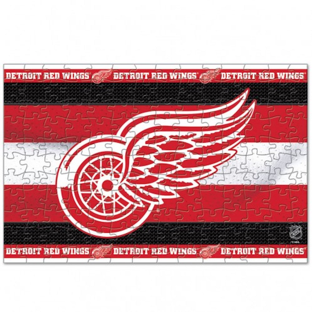 Detroit Red Wings Puzzle