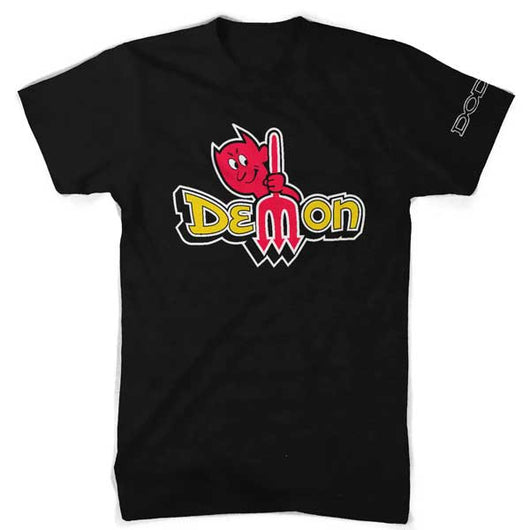 Mens Dodge Demon T-shirt (Black) | Detroit Shirt Co.