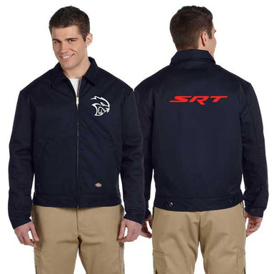 Jacket - Dickies Dodge SRT Hellcat-Jacket-Detroit Shirt Company
