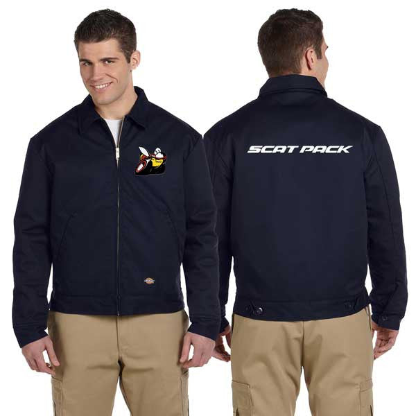 Jacket - Dickies Dodge Scatpack-Jacket-Detroit Shirt Company