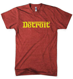 Mens Detroit Rosso - Heather Red