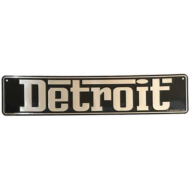 Sign - Detroit Grigio-Sign-Detroit Shirt Company