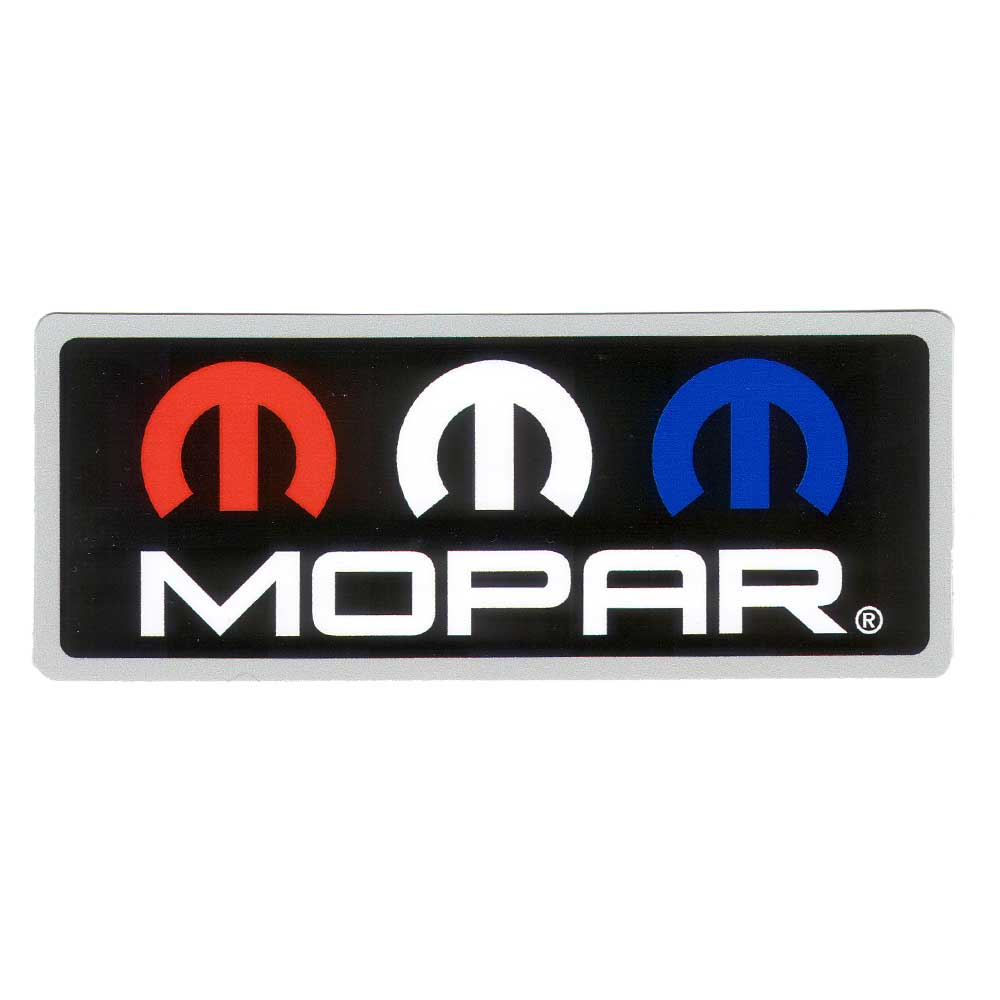Sticker - Mopar RWB