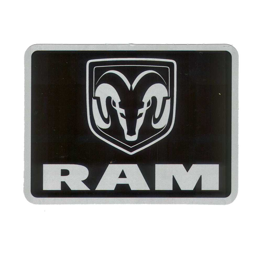 Sticker - RAM Black