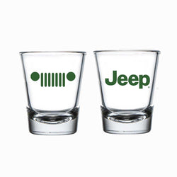 Shot glass - Jeep