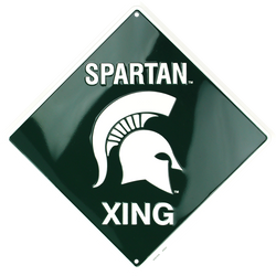 Sign - Michigan State Spartan XING