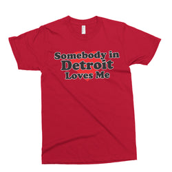 Youth - Somebody in Detroit Loves Me-Youth-Detroit Shirt Company