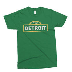 Youth - Detroit Street Sign-Youth-Detroit Shirt Company